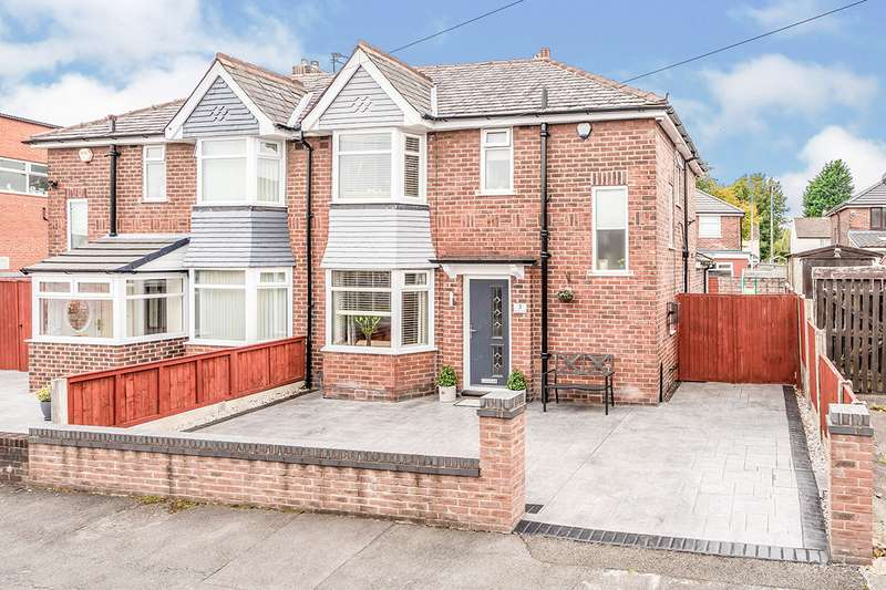 3 Bedrooms Semi Detached House for sale in Redcar Road, Pendlebury, M27