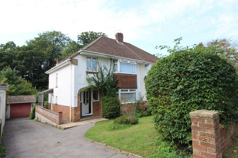 3 Bedrooms Semi Detached House for sale in Keydell Avenue, Waterlooville, Hampshire, PO8