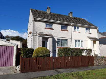 2 Bedrooms Semi Detached House for sale in St. Austell, Cornwall