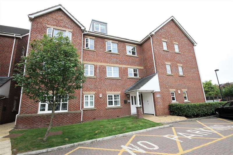 2 Bedrooms Apartment Flat for sale in Ellesmere Green, Eccles, Manchester