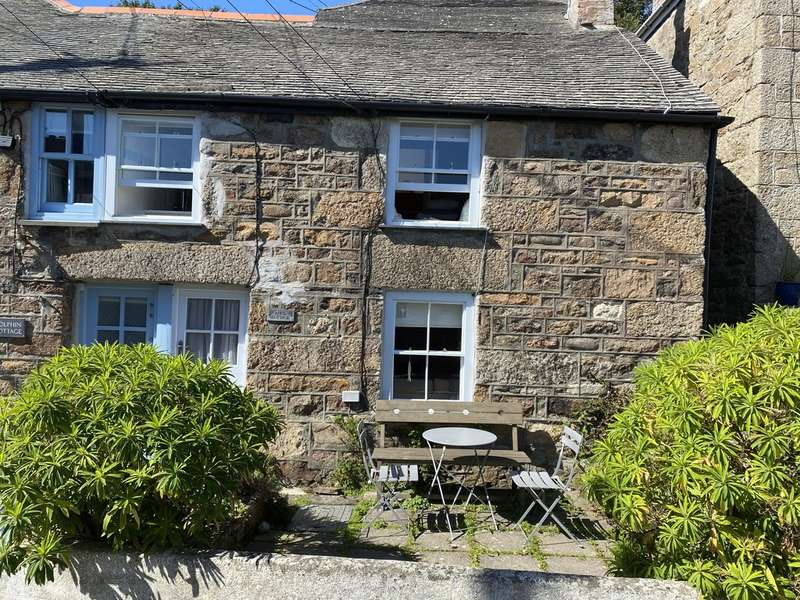 2 Bedrooms End Of Terrace House for sale in Mousehole, Penzance
