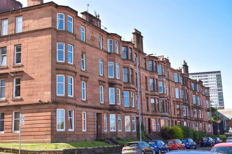 2 Bedrooms Flat for sale in 205 Crow Road, Broomhill