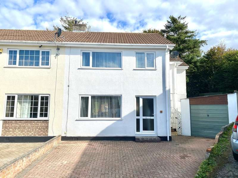 5 Bedrooms Semi Detached House for sale in Bal-jinjy Close, Par