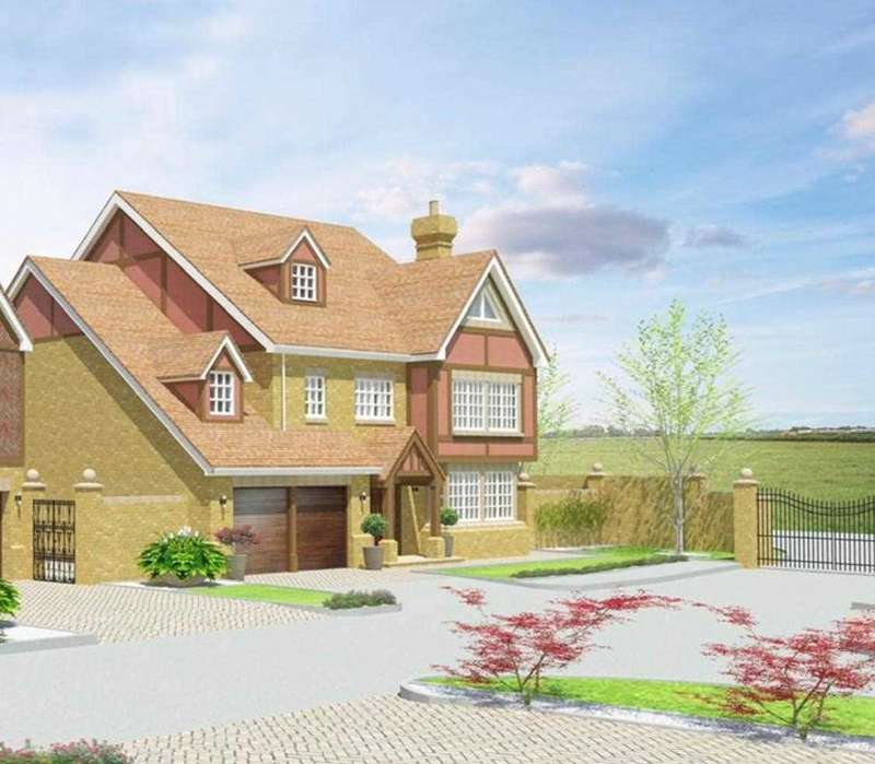 5 Bedrooms Detached House for sale in Manor Grange, Doesgate Lane, Bulphan