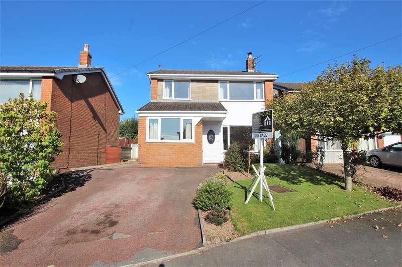 4 Bedrooms Detached House for sale in Kingsdale, Walton le Dale, Preston