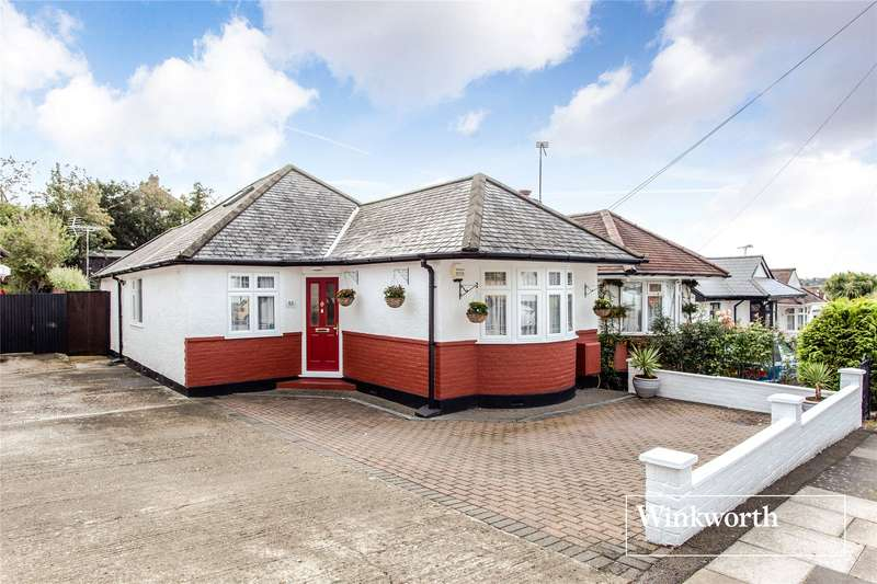 3 Bedrooms Bungalow for sale in Milton Avenue, High Barnet, EN5