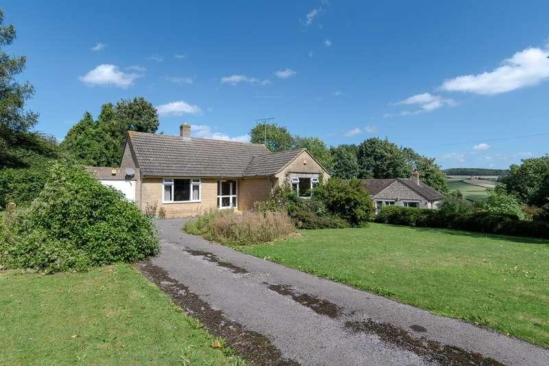 2 Bedrooms Detached Bungalow for sale in Back Edge Lane, Edge, Stroud