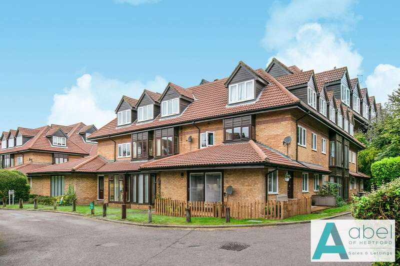 1 Bedroom Ground Flat for sale in Palmer Court, Chapmore End, Ware, SG12