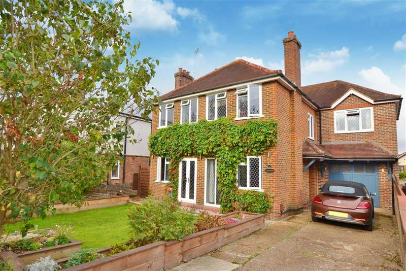 4 Bedrooms Detached House for sale in Mill Lane, Merstham, RH1 3HQ