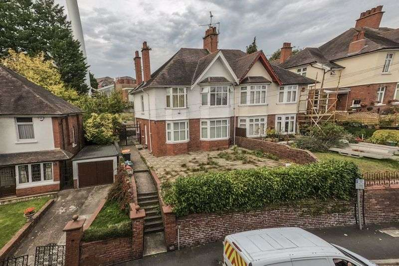 4 Bedrooms Property for sale in Friars Road, Newport