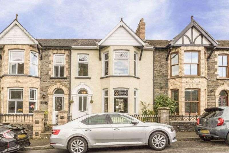 3 Bedrooms Property for sale in Ivor Street Cwmcarn, Newport