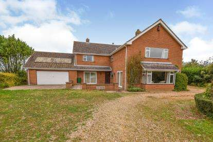 5 Bedrooms Detached House for sale in Emneth, Wisbech, Cambs