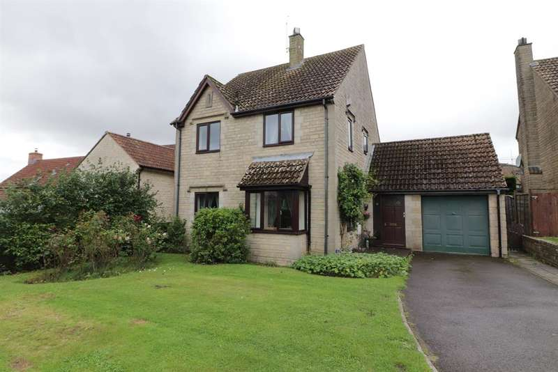 4 Bedrooms Detached House for sale in Hunters Mead, Hawkesbury Upton, Badminton, GL9 1BL