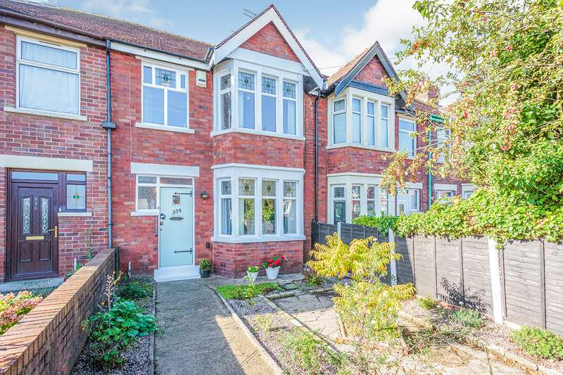 3 Bedrooms House for sale in Hawes Side Lane, Blackpool, Lancashire, FY4