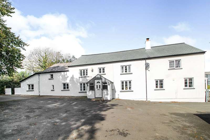 6 Bedrooms Equestrian Facility Character Property for sale in Waffapool, Buckland Brewer, Bideford, EX39