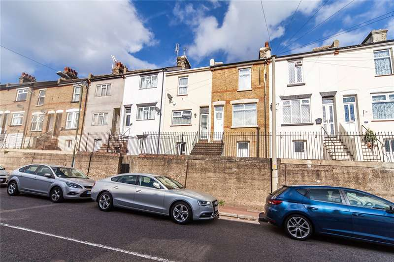 2 Bedrooms Terraced House for sale in Upper Luton Road, Chatham, ME5