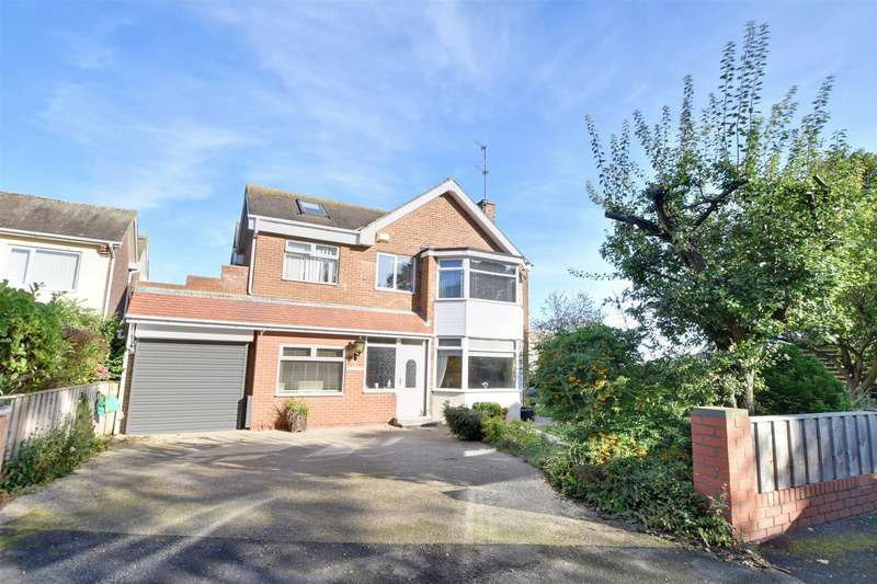 5 Bedrooms Detached House for sale in Seaburn Court, Seaburn, Sunderland