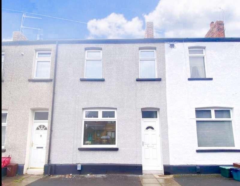 3 Bedrooms Terraced House for sale in Llanvair Road, Newport