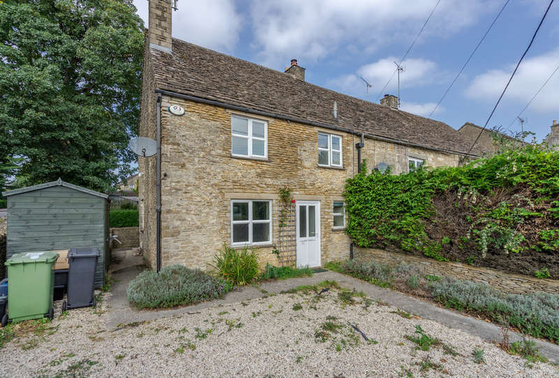 2 Bedrooms End Of Terrace House for sale in London Road, Tetbury