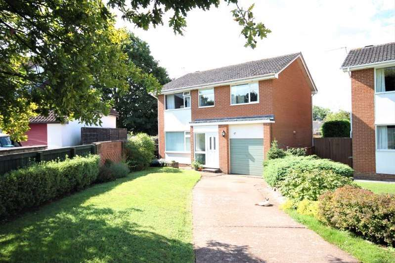 4 Bedrooms Property for sale in Tiverton Road, Cullompton