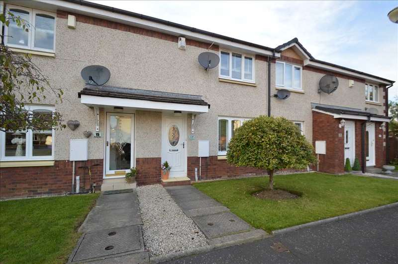 2 Bedrooms Terraced House for sale in Mcgowan Place, Hamilton