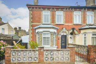 2 Bedrooms End Of Terrace House for sale in Vale View Road, Dover, Kent