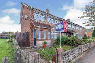 3 Bedrooms End Of Terrace House for sale in Marling Way, Gravesend, Kent