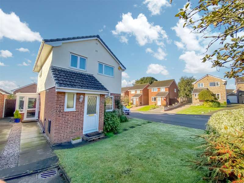 3 Bedrooms Detached House for sale in Leighton Drive, Lancaster