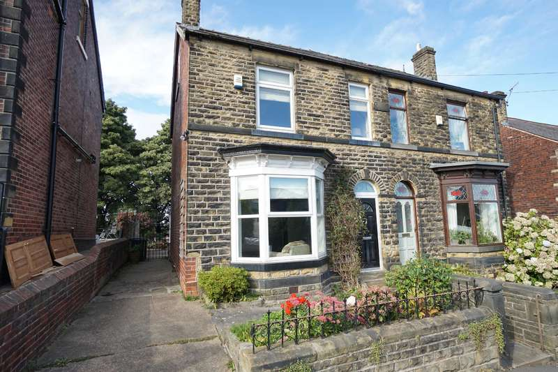 3 Bedrooms Semi Detached House for sale in Langsett Avenue, Wadsley, Sheffield, S6 4AB