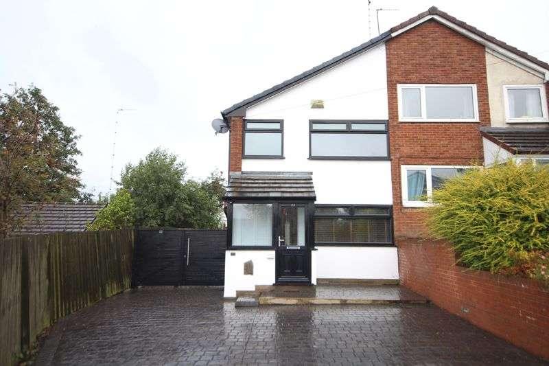 3 Bedrooms Property for sale in WESTFIELD CLOSE, Norden, Rochdale OL11 5XB