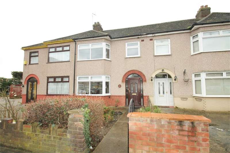 3 Bedrooms Terraced House for sale in Rainham RM13