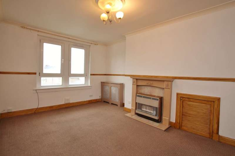 2 Bedrooms Flat for sale in Wilson Street, Airdrie, ML6 0EQ