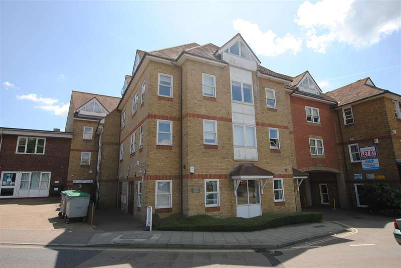 1 Bedroom Flat for sale in Websters Way, Rayleigh