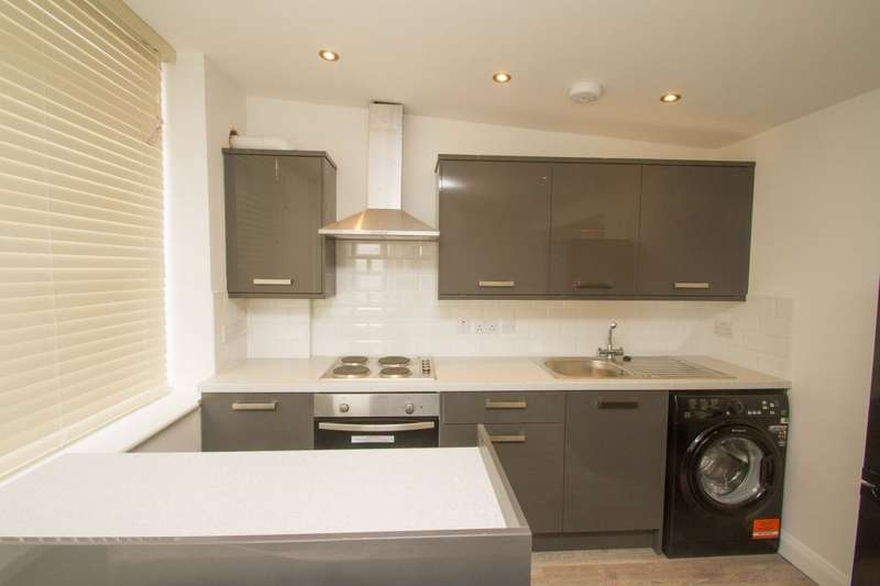 1 Bedroom Flat for rent in Derby Road, LE11 5AE
