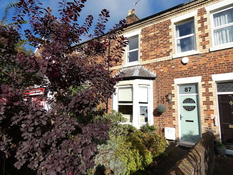 3 Bedrooms Terraced House for sale in Warton Street, Lytham