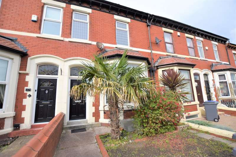 4 Bedrooms Terraced House for sale in Leeds Road, Blackpool