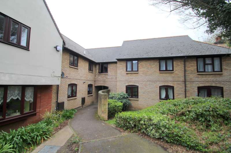 2 Bedrooms Flat for sale in Ken Cooke Court, East Stockwell Street, Central Colchester