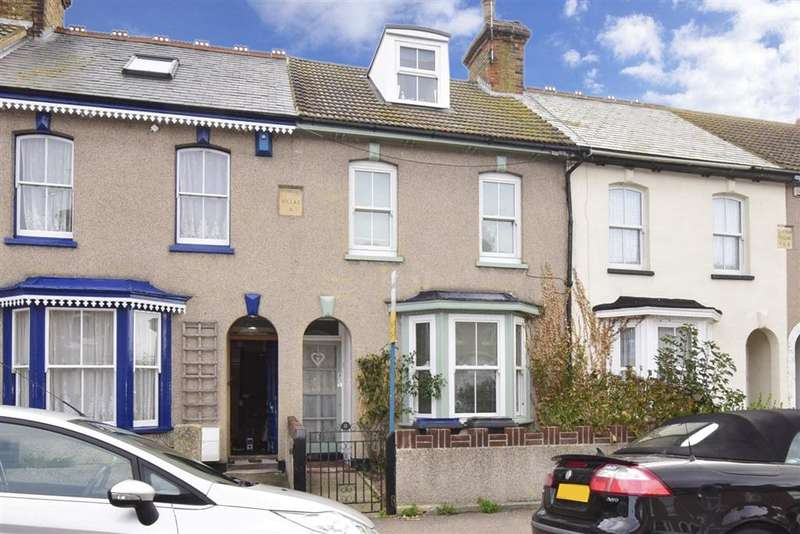 4 Bedrooms Terraced House for sale in South Road, , Herne Bay, Kent