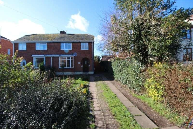 3 Bedrooms Semi Detached House for rent in Grange Lane, Rushwick, Worcester, WR2