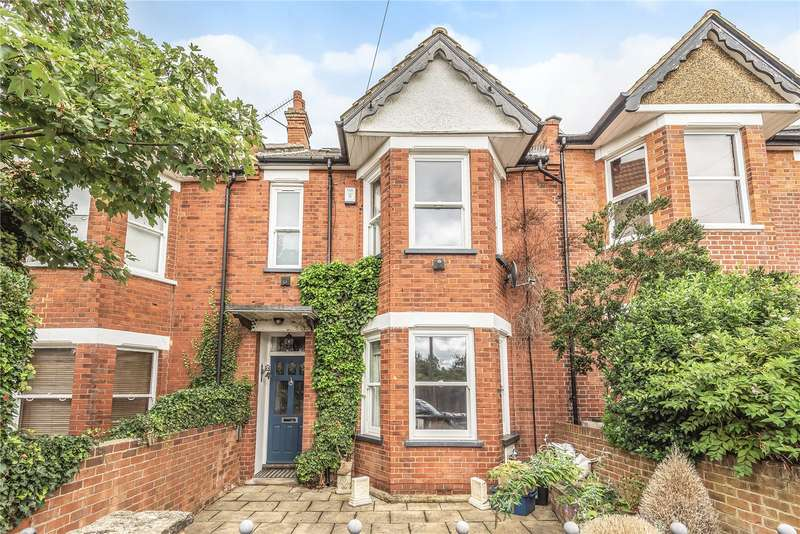 4 Bedrooms Terraced House for sale in Highfield Road, Bushey, London, WD23