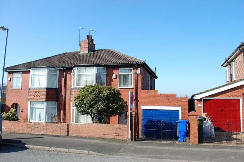 3 Bedrooms Semi Detached House for sale in Wilshaw Grove, Ashton-Under-Lyne, OL7