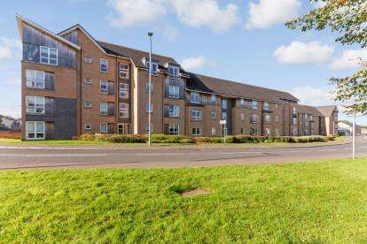 2 Bedrooms Flat for sale in Roxburgh Court, Motherwell, North Lanarkshire