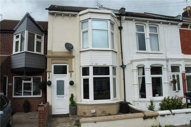 3 Bedrooms Terraced House for sale in Wykeham Road, Portsmouth