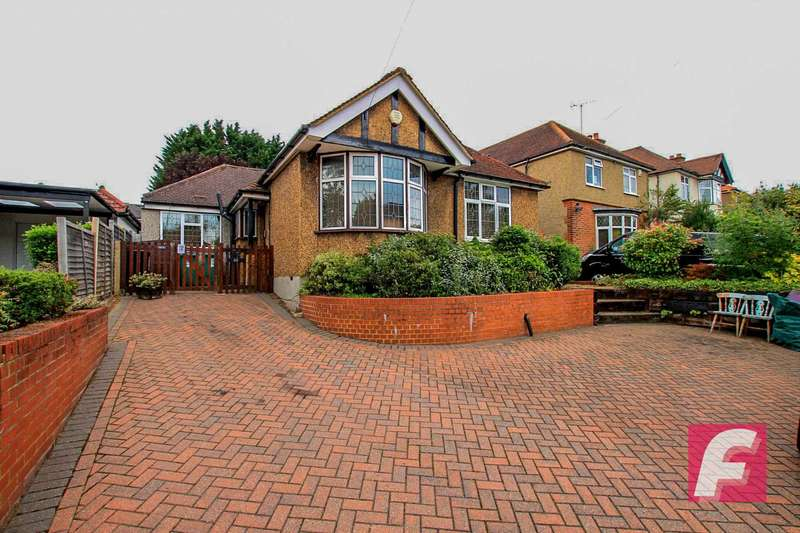 4 Bedrooms Detached Bungalow for sale in Rickmansworth Road, Watford, WD18