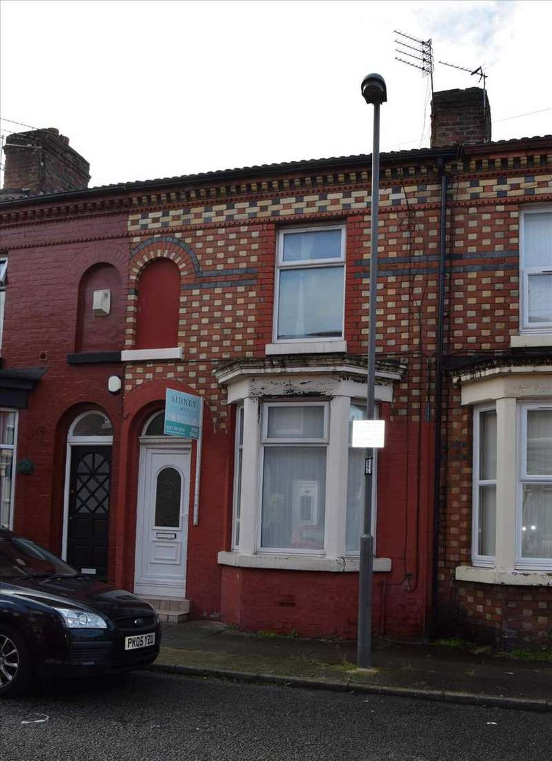 3 Bedrooms Terraced House for sale in Neston Street, Liverpool