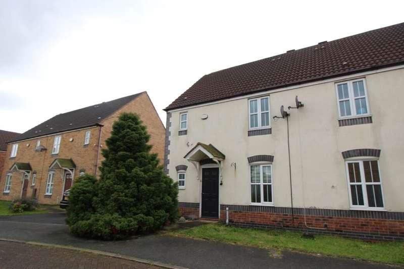 3 Bedrooms Semi Detached House for sale in Lindisfarne Avenue, Blackburn, BB2