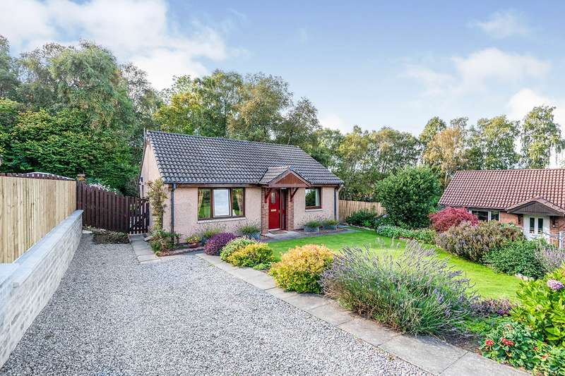 2 Bedrooms Detached Bungalow for sale in Birchwood Brae, Inshes Wood, IV2