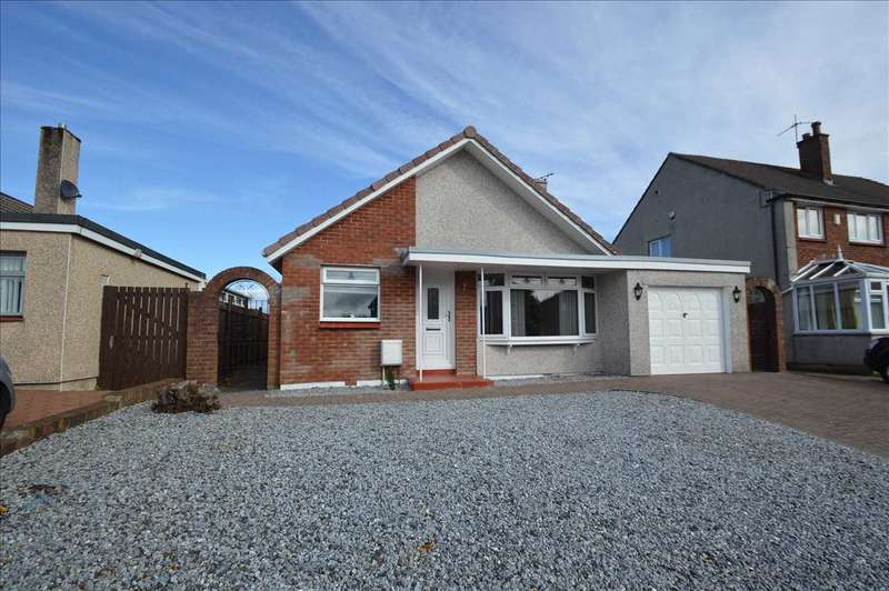 4 Bedrooms Detached House for sale in Bourtree Road, Hamilton