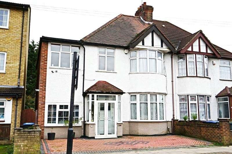 5 Bedrooms Semi Detached House for rent in Carterhatch Road, ENFIELD, Middlesex, EN3