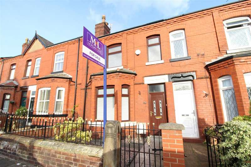 3 Bedrooms Terraced House for sale in Gidlow Lane, Springfield, Wigan.